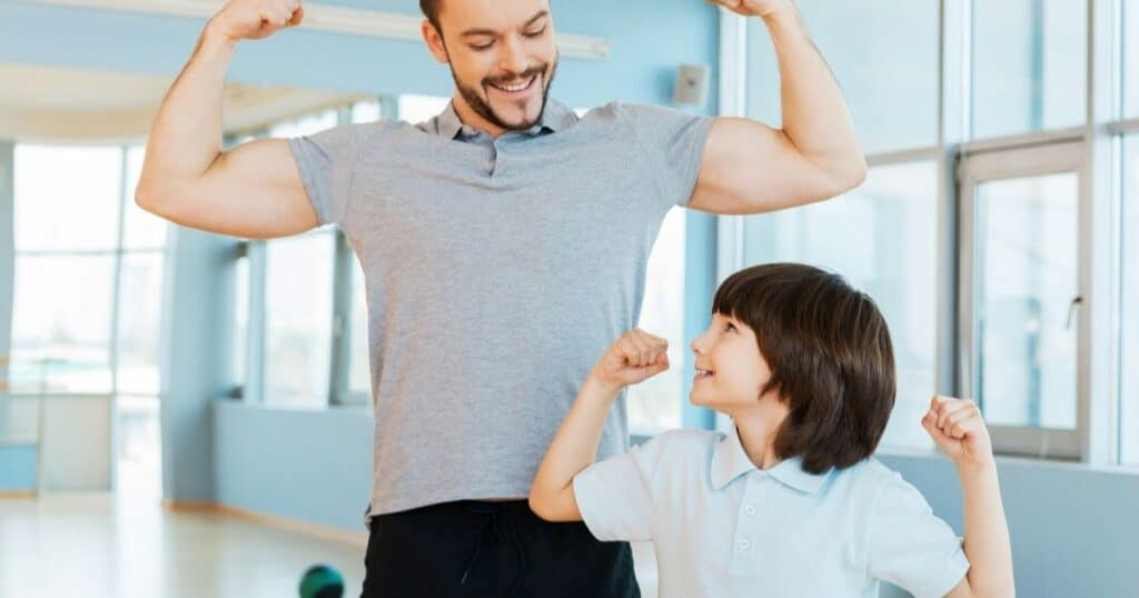 ร่างกายแข็งแรง